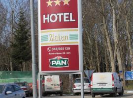 Hotel Zlatan, Koprivnica