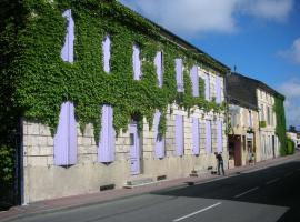 Hôtel Le Cheval Gris, Mirambeau