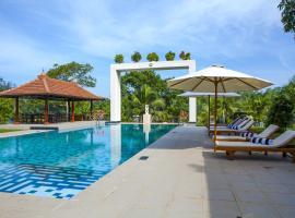 Cocoon Resort and Villas, Bentota