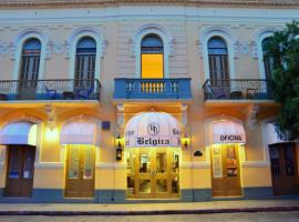 Boutique Hotel Belgica, Ponce