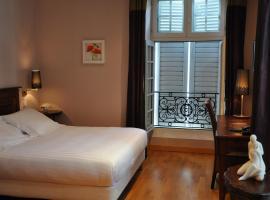 Inter-Hotel La Reine Jeanne, Orthez
