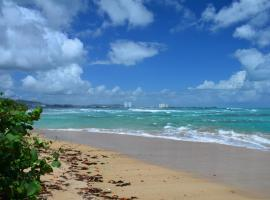 Tropical Villa at the Beach, Luquillo
