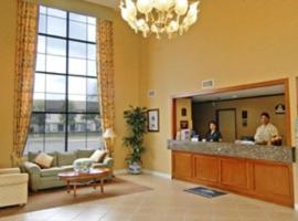 Stanton Inn & Suites, סטנטון