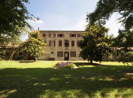 Villa Ca'Ottolina, Bernardine di Bonavigo