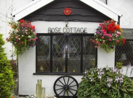 Rose Cottage Bed&Breakfast, ブラックバーン