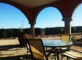 Casa rural VillaSol, Magacela