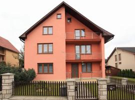 Apartmanový dom Alojz, Habovka