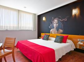 Hotel Plaza Inn, Figueres