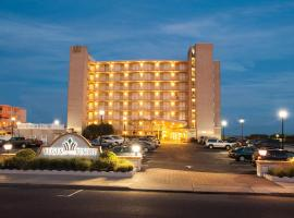 Reges Oceanfront Resort, Wildwood Crest