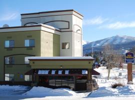 Best Western Alpenglo Lodge, Winter Park