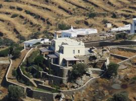 Agios Romanos Luxury Villa, Agios Romanos