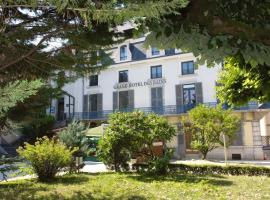 Logis Grand Hôtel Des Bains, Salins-les-Bains