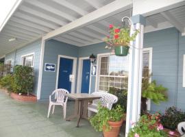 Edgewater Beach Inn & Suites, Санта-Круз