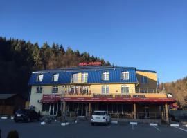 Hotel Nelaura, Körösfeketetó