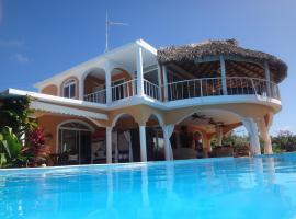 Villa Loma Samana, Las Galeras