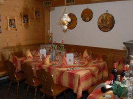 Hotel-Restaurant Gasthaus Bonimeier, Niedergottsau