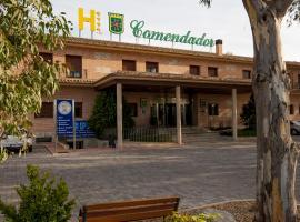 Hotel Comendador, Carranque