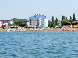 , Zaliznyy Port