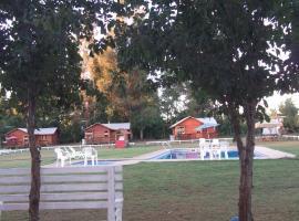 Villa Rosa House, Pinto