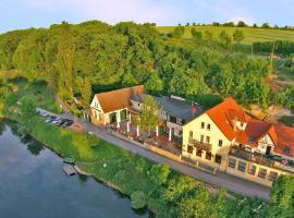 Gasthof Alter Felsenkeller, Naumburg (Saale)