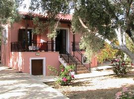 Villa Estia, Pangalochori