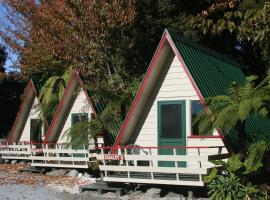 Westport Kiwi Holiday Park & Motels, Westport