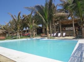 Hotel Playa Palmeras, Vichayito