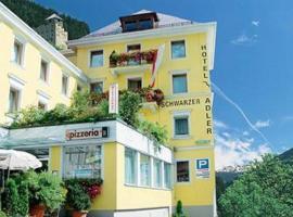 Hotel Schwarzer Adler, Landeck