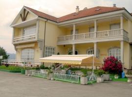 Hotel Gallego, Albarellos
