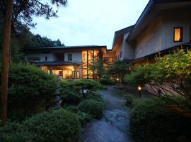 Okunoin Hotel Tokugawa, Nikkó