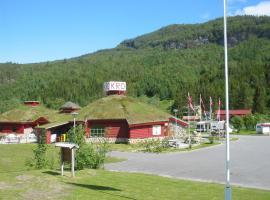 Nordnes Camp & Bygdesenter, Rokland