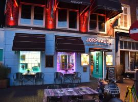 Jorplace Beach Hostel, Scheveningen