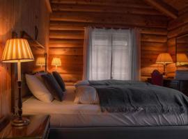 Phillipshaugen Lodge, Øksendalsøra