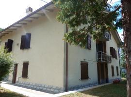 Appartamento Acquaria, Montecreto