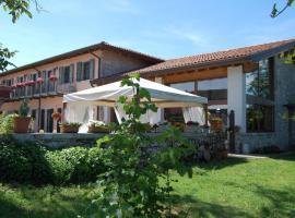 Agriturismo Borgovecchio, Romàns d'Isonzo