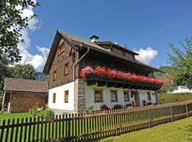 Ferienhaus Nickl, Weissbriach