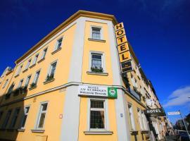 Hotel Am Kuhbogen, Hof