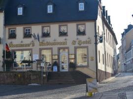 Naumann`s Hotel & Restaurant, Burgstaedt