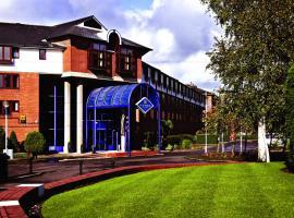 Copthorne Hotel Manchester, Манчестер