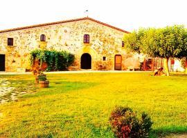 Casa Rural La Pahissa de Can Abras, Cassà de la Selva