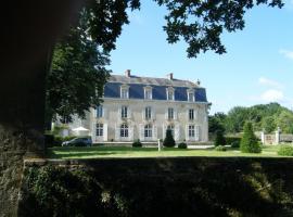 Chateau de la Ferriere, La Ferrière-Bochard