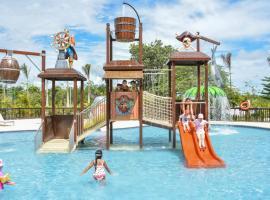 Family Club at Grand Riviera Princess, Playa del Carmen