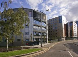 Fitzroy Court (Campus Accommodation), Luton