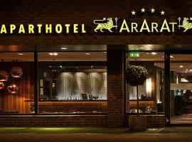 Ararat All Suites Hotel Klaipeda, Klaipėda