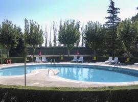 Tryp Madrid-Getafe Los Ángeles Hotel, Getafe