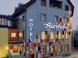 Aarehof Swiss Quality Hotel Wildegg, Wildegg