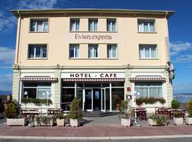 Hôtel Evian Express - Terminus, Évian-les-Bains