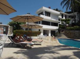Penthouse Villas Luna Marina, Acapulco