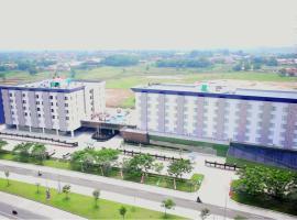Sakura Park Hotel & Residence, Cikarang