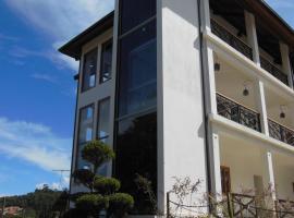Hotel Villa Greenberg, Monte Verde